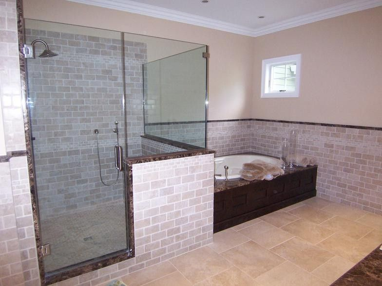 Cancos Tile for a  Bathroom with a  and Cancos Tile by Cancos Tile & Stone