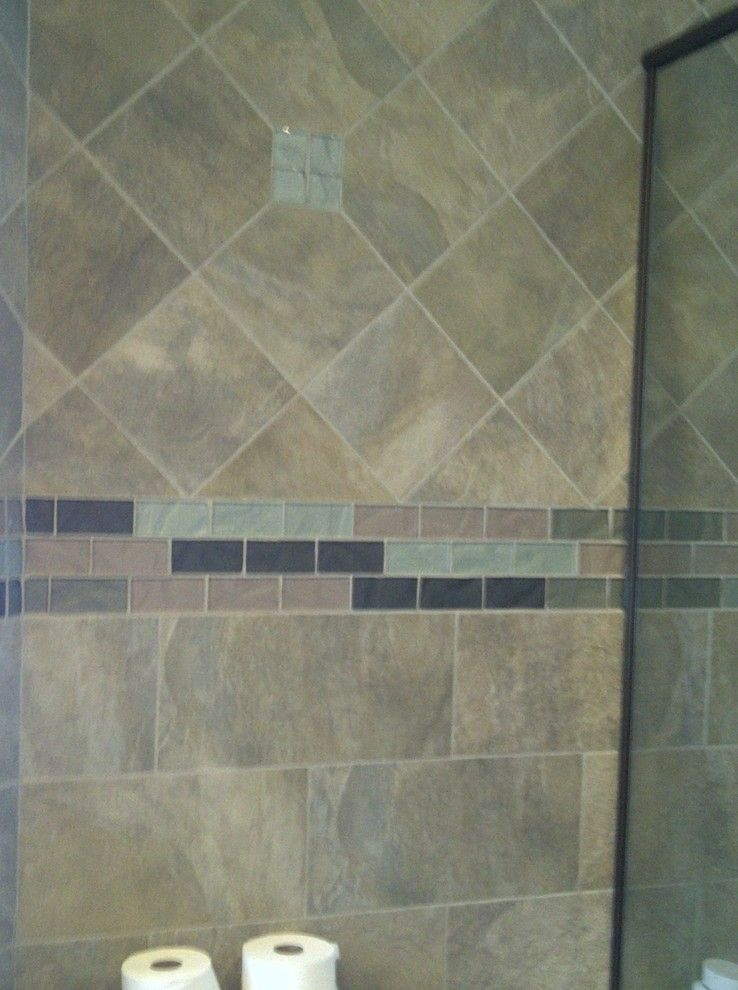 Cancos Tile for a  Spaces with a  and Cancos Tile by Cancos Tile & Stone