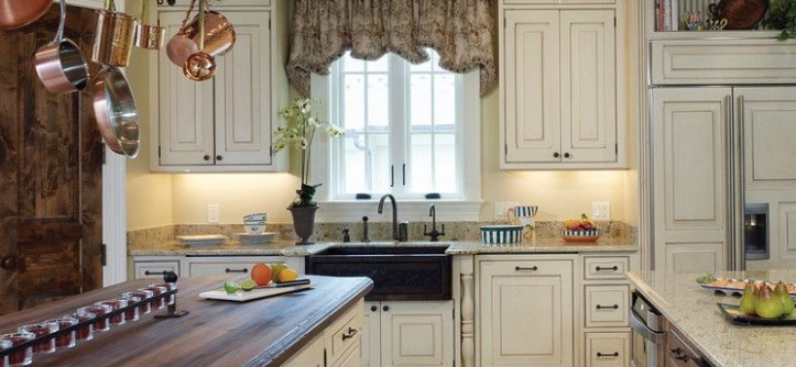 Cancos Tile for a Traditional Kitchen with a Pans and Kitchen Renovation - Rockville MD by Ferguson Bath, Kitchen & Lighting Gallery