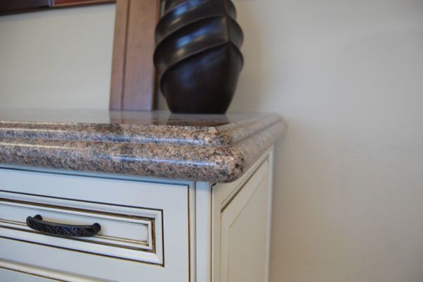 Capitol Granite for a  Kitchen with a Granite Counters and Kitchen by Capitol City Granite