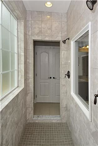 Caruso Homes for a  Spaces with a Walk in Shower and Emory Ii Model by Caruso Homes