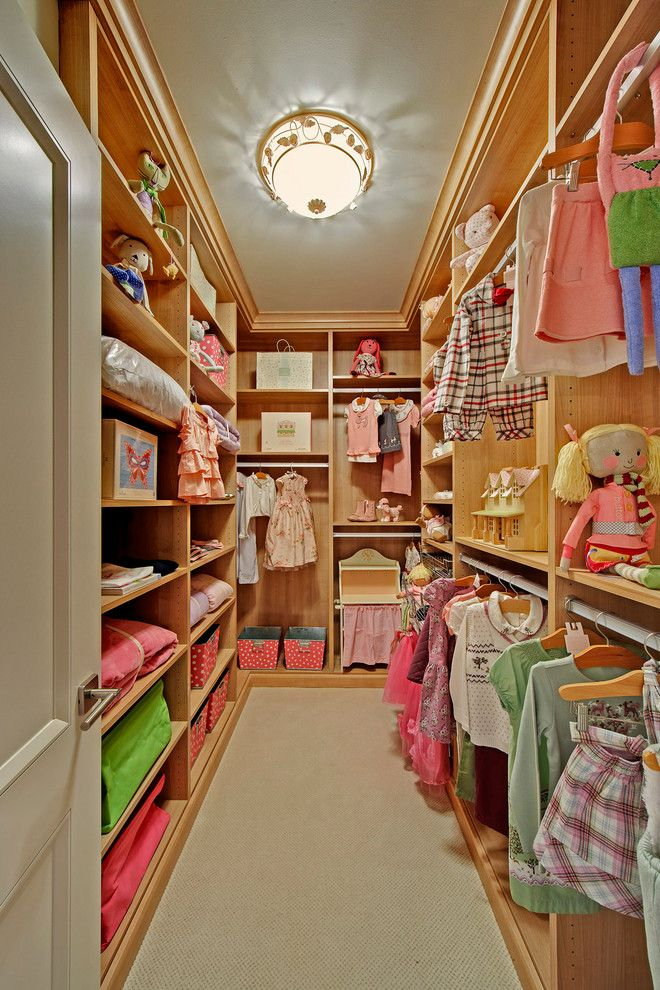 Cassies Closet for a Traditional Closet with a Dressing Room and Birmingham Showhome by Dominick Tringali Architects