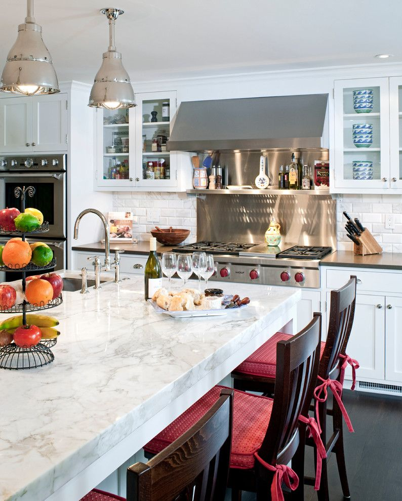 Ceasar Stone for a Traditional Kitchen with a Kitchen and Kitchens Built by Trc by the Remodeling Company