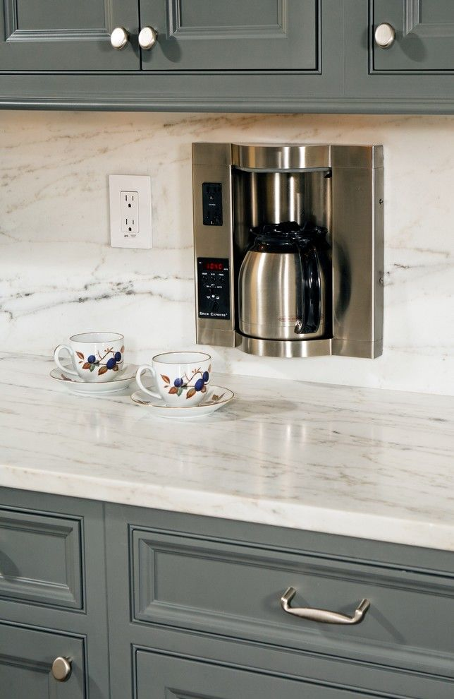 Ceaserstone for a Eclectic Kitchen with a Eclectic and Eclectic Kitchen by Virginia kitchens.com