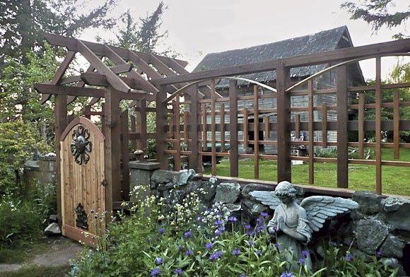 Cedar Creek Lumber for a Craftsman Spaces with a Cedar Fence and Fencing Ideas by Cedar Creek Lumber