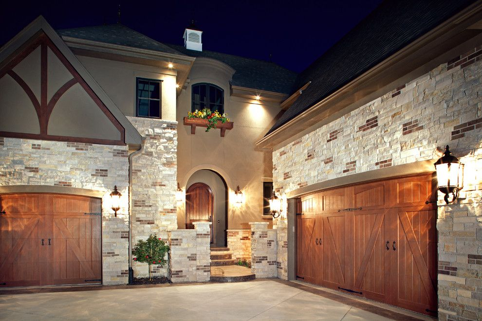 Celebrity Homes Omaha for a Traditional Exterior with a Stacked Stone and Renaissance Homes Street of Dreams by Becki Kerns, Asid, Leed Ap