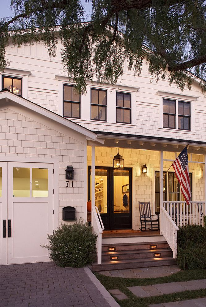 Central Valley Builders Supply for a Traditional Exterior with a Front Door and Mill Valley
