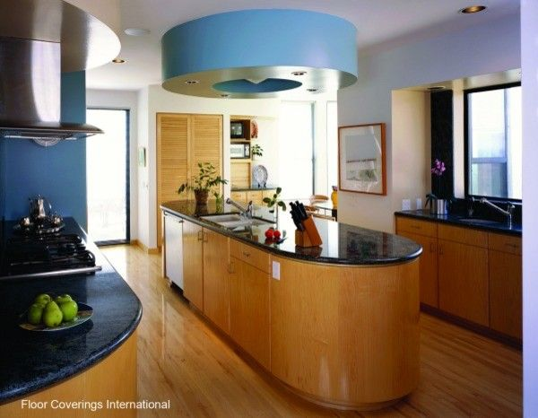Certapro for a Modern Kitchen with a Certapro and Kitchen   Bold Colors by Certapro Painters®