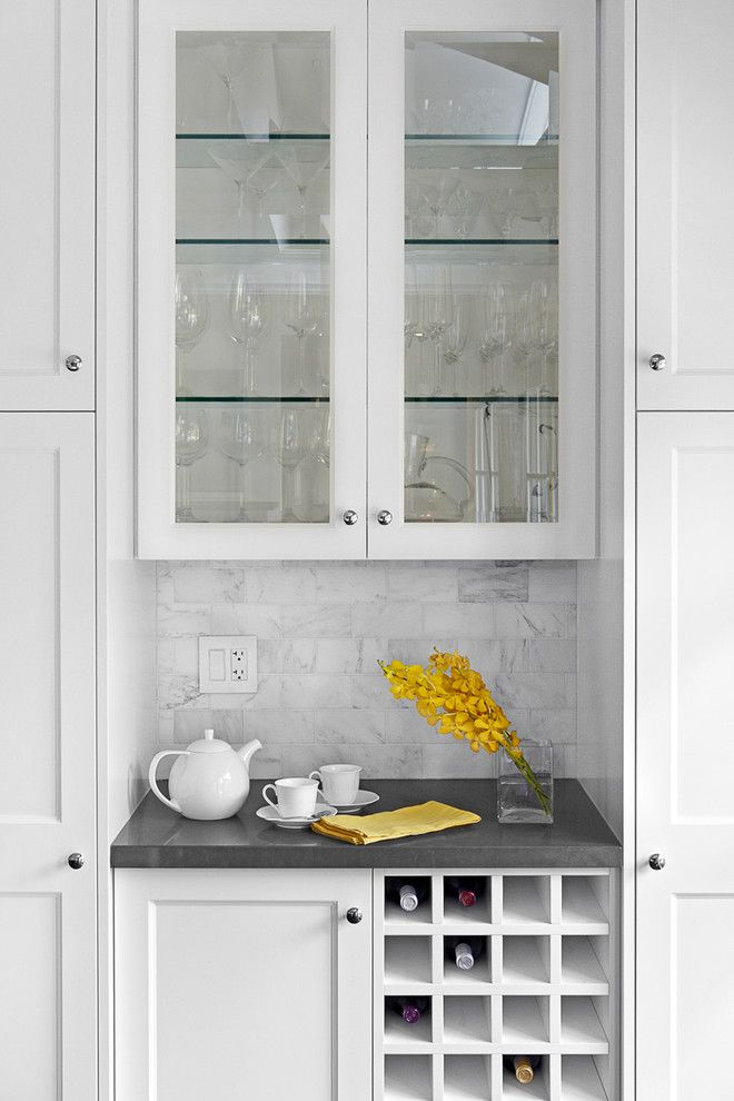 Cesar Stone for a  Kitchen with a  and Indian Grove Kitchen by Palmerston Design Consultants