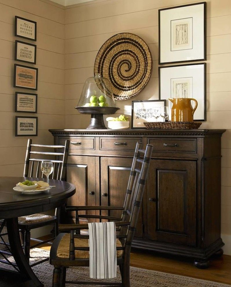 Chapin Furniture for a Transitional Dining Room with a Furniture and Gallery by Chapin Furniture Outlet Inc