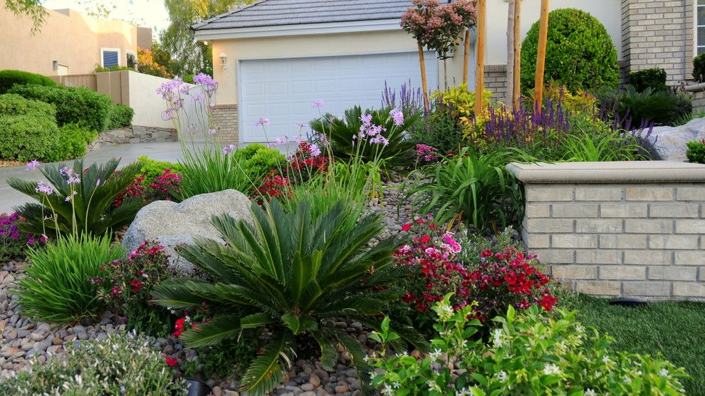 Chip N Dales for a Traditional Landscape with a Traditional and Softscaping by Chip N Dale's Custom Landscaping
