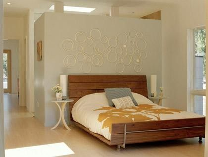 Circlepix for a Modern Bedroom with a Window and Michelle Kaufmann Designs by Michelle Kaufmann Studio