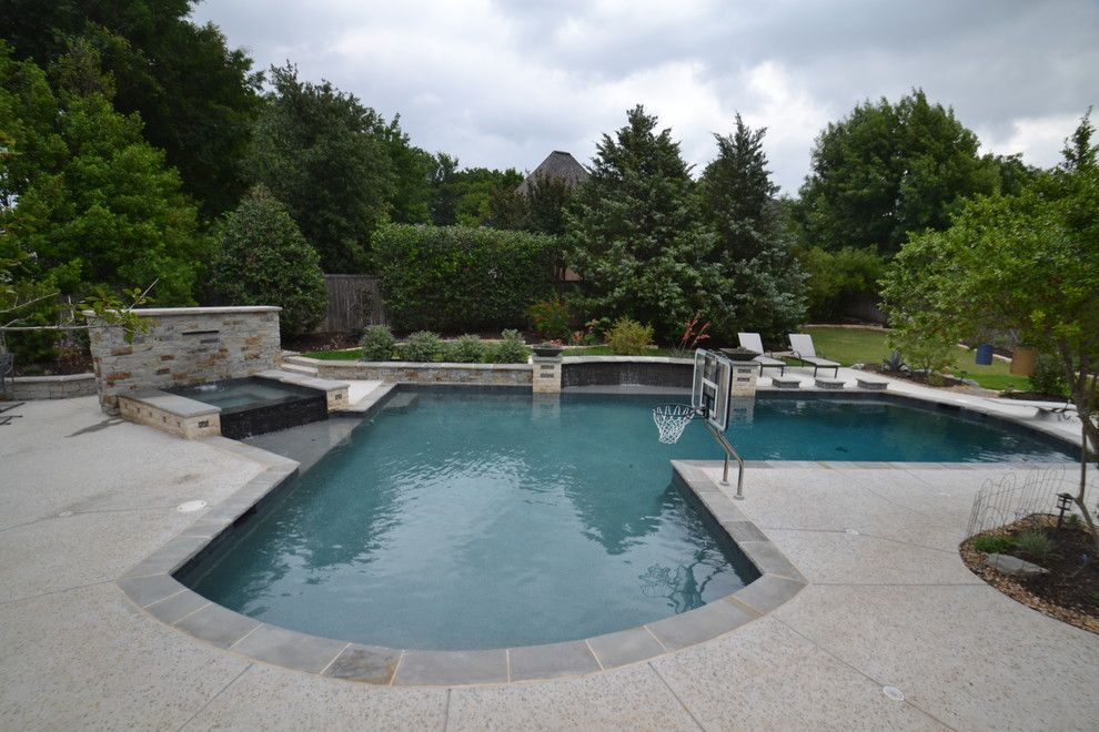 Claffey Pools for a Traditional Pool with a Claffey Pools and New Pools and Spas by Claffey Pools