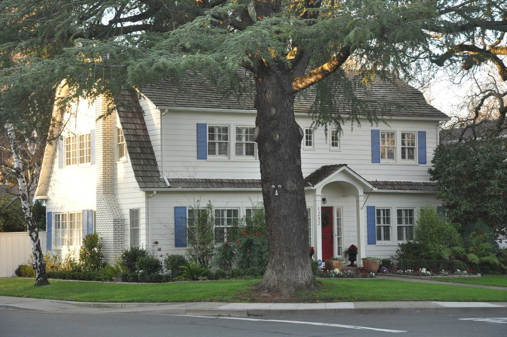 Clapboard for a Traditional Exterior with a Www Kerriekelly Com and Architecture Walk: Exterior Styles and Palettes by Kerrie L. Kelly