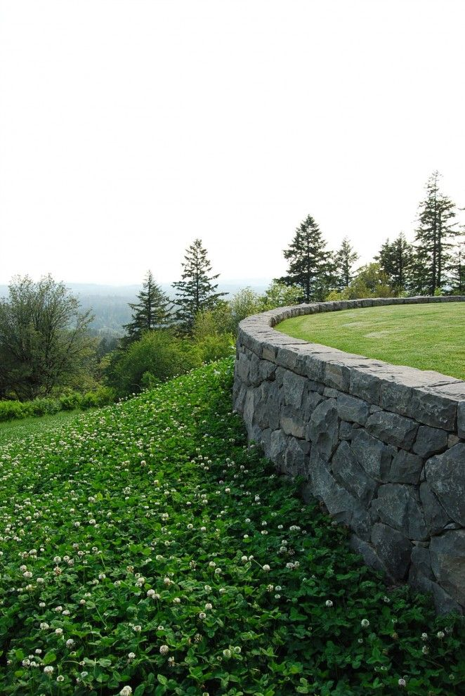 Clover Pools for a  Landscape with a  and Shwa by Samuel H. Williamson Associates