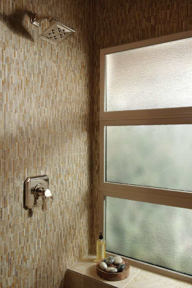 Clovis Glass for a  Bathroom with a  and Interior | Milgard Windows by Clovis Glass Company, Inc.