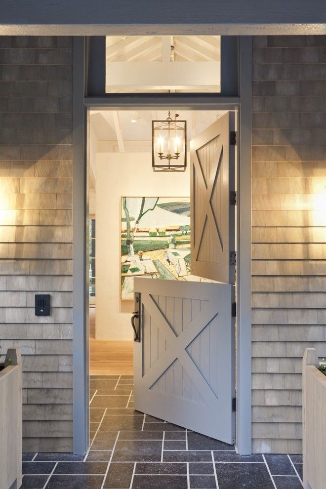 Codel Doors for a Transitional Entry with a Latch and Ross Estate by Capomastro Group & Codel Doors for a Rustic Entry with a Sustainability and Interior ...