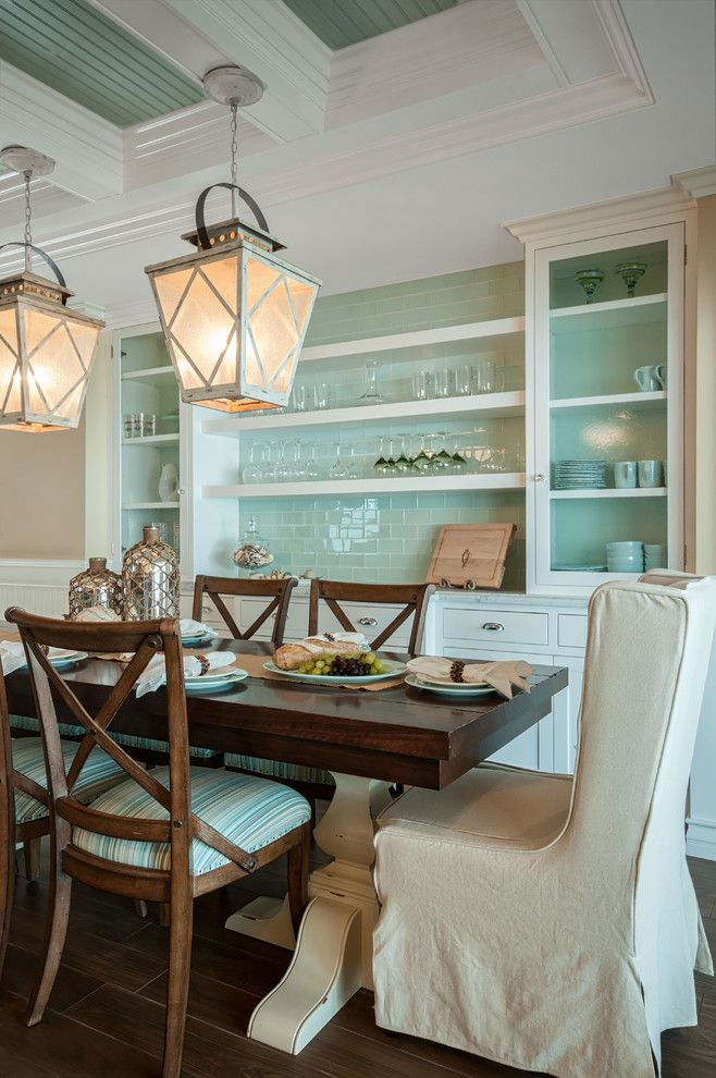 Coleman Furniture Reviews For A Beach Style Dining Room With A Beach Style And Churchill Place