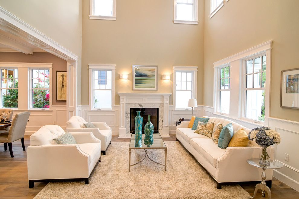 Coleman Furniture Reviews for a Traditional Living Room with a Beige Area Rug and 4216 Colbath Ave by Wayne Ford Films