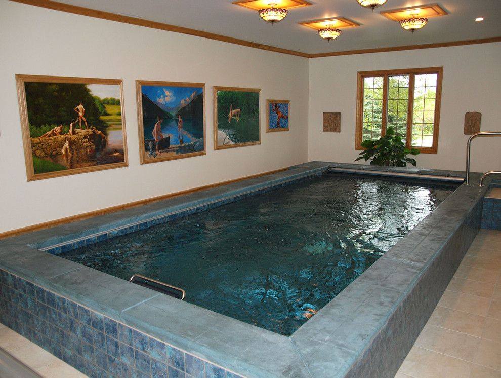 Colley Pools for a  Pool with a Underwater Lighting and Indoor Swimming Pools by Colley's Pools & Spas