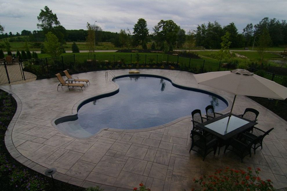 Colley Pools for a  Pool with a Vinyl Liner Lagoon Swimming Pool and Vinyl Pools by Colley's Pools & Spas