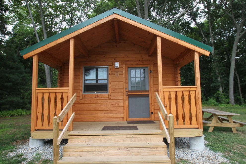 Conestoga Log Cabins for a Rustic Exterior with a Log Cabin Kits and Shenandoah 232 Sqf by Conestoga Log Cabins