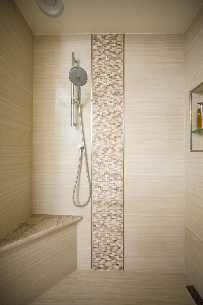 Conestoga Tile for a  Bathroom with a Collins Tile and Stone and Bathrooms by Conestoga Tile