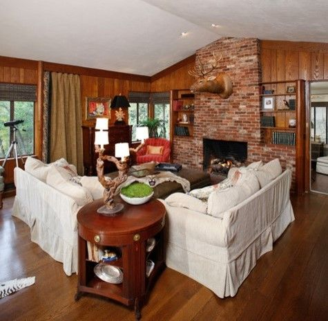 Consign to Design for a  Family Room with a  and Tryon, Nc by Consign & Design, Llc