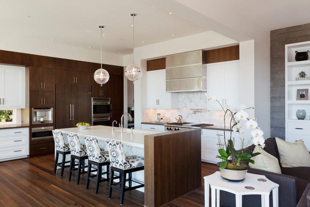 Contract Furnishing Mart for a Contemporary Kitchen with a Northwest Contemporary and Northwest Contemporary Home by Contract Furnishings Mart