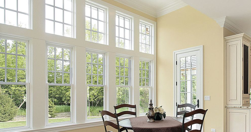 Craftmaster Doors for a  Kitchen with a Energy Efficient Windows and Energy Efficient Windows by Craftmaster Windows and Doors