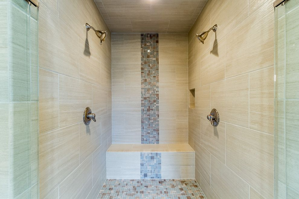 Craiglist Oklahoma City for a Traditional Bathroom with a Oklahoma City Construction and Arbor Creek Bungalow   Kenton Floor Plan by Punnett Construction