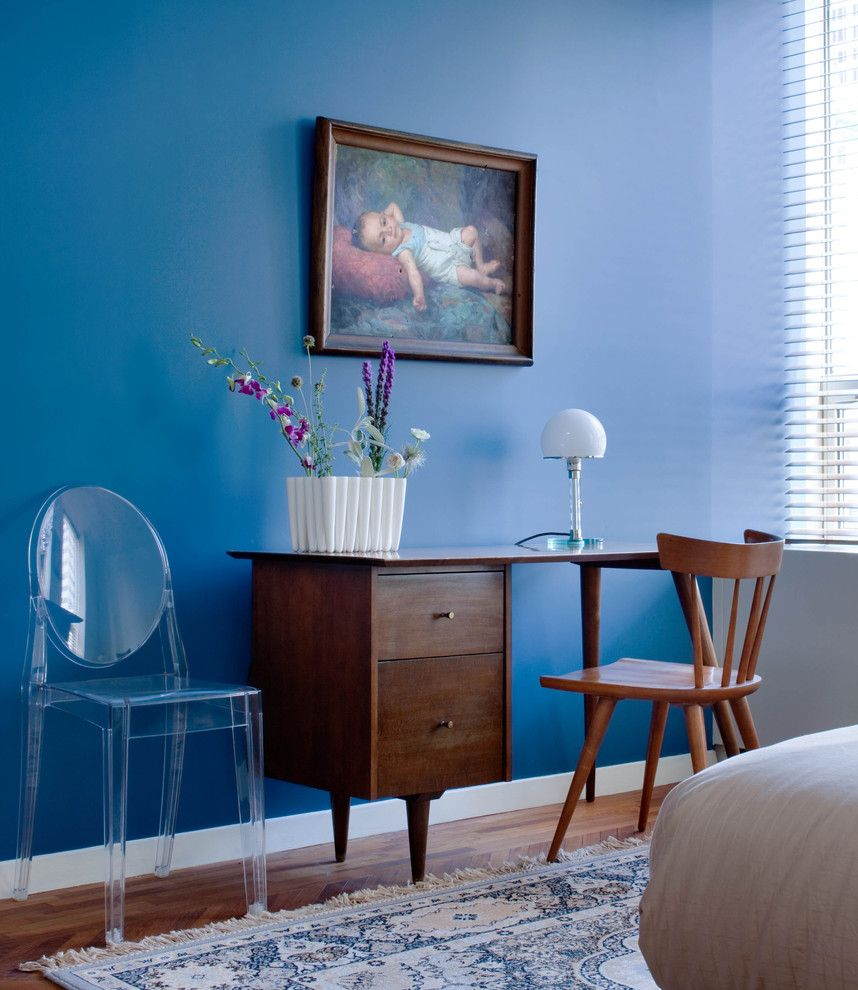 Craigslist Sby for a Midcentury Bedroom with a Mid Century Modern and Master Bedroom by Kristen Rivoli Interior Design