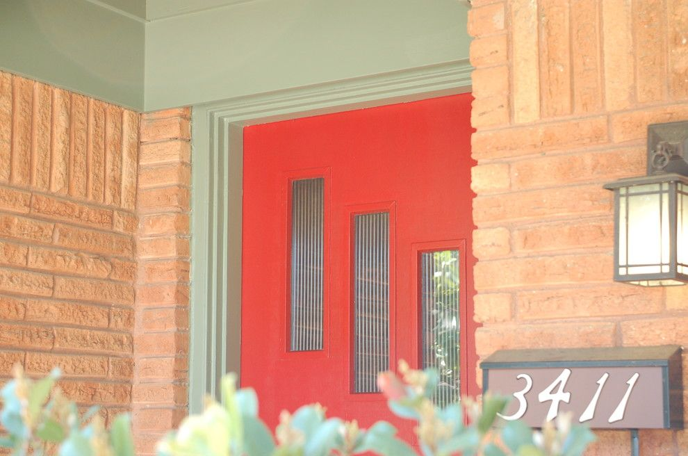 Crestview Doors for a Contemporary Spaces with a Entrance and Crestview Doors by Crestviewdoors