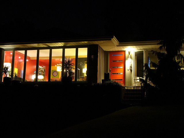 Crestview Doors for a Modern Exterior with a Modern and the