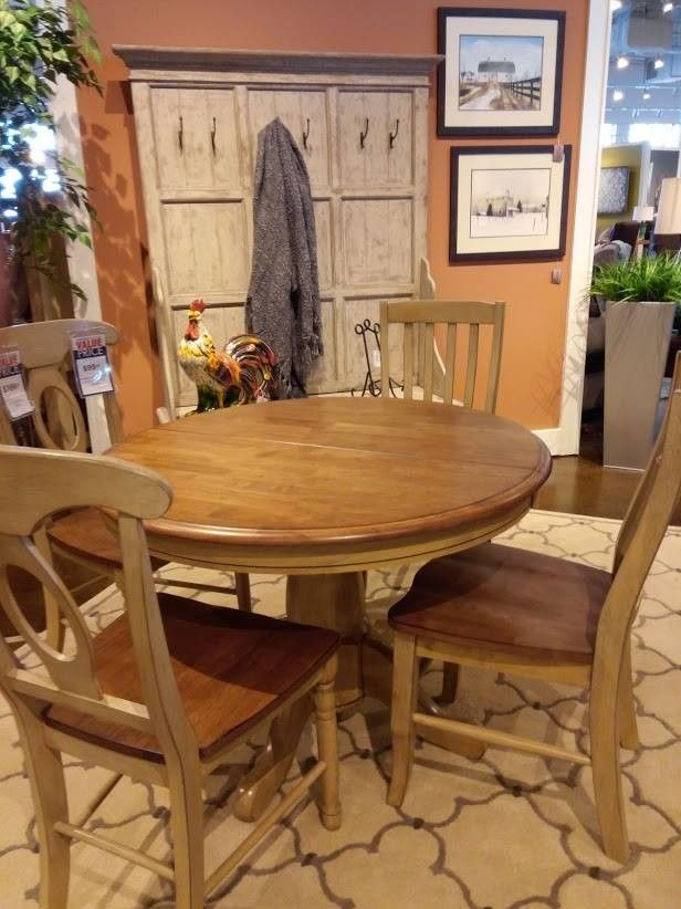 Crowley Furniture for a Traditional Dining Room with a Wood Dining Chairs and Gallery by Crowley Furniture