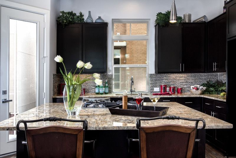 David Weekley Homes Houston for a Traditional Kitchen with a Traditional and Asbury Manor by David Weekley Homes