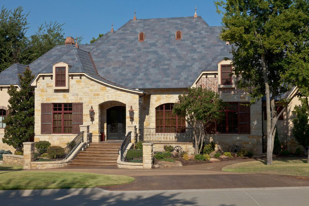 Davinci Roofscapes for a Contemporary Exterior with a Contemporary and Davinci Roofscapes by Davinci Roofscapes