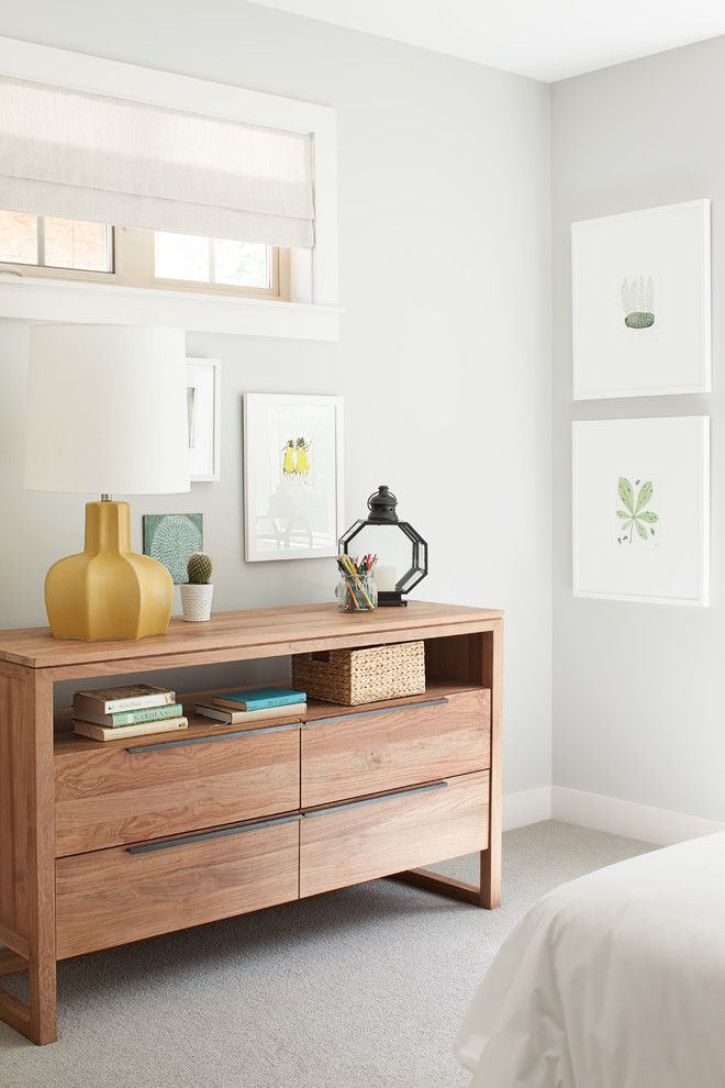Decluttering for a Contemporary Spaces with a Contemporary and Ellison by Kelly Deck Design