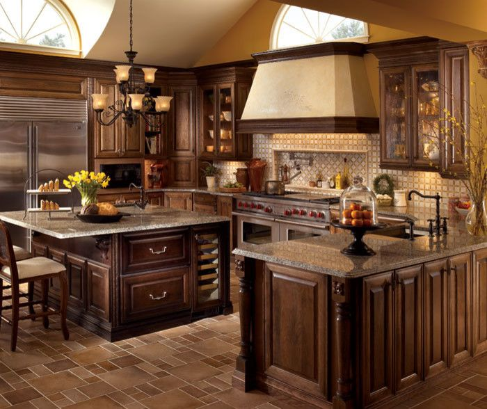 Decora Cabinets for a Traditional Kitchen with a Wood Kitchen Cabinets and Decora Kitchen Cabinets by Gti Supply