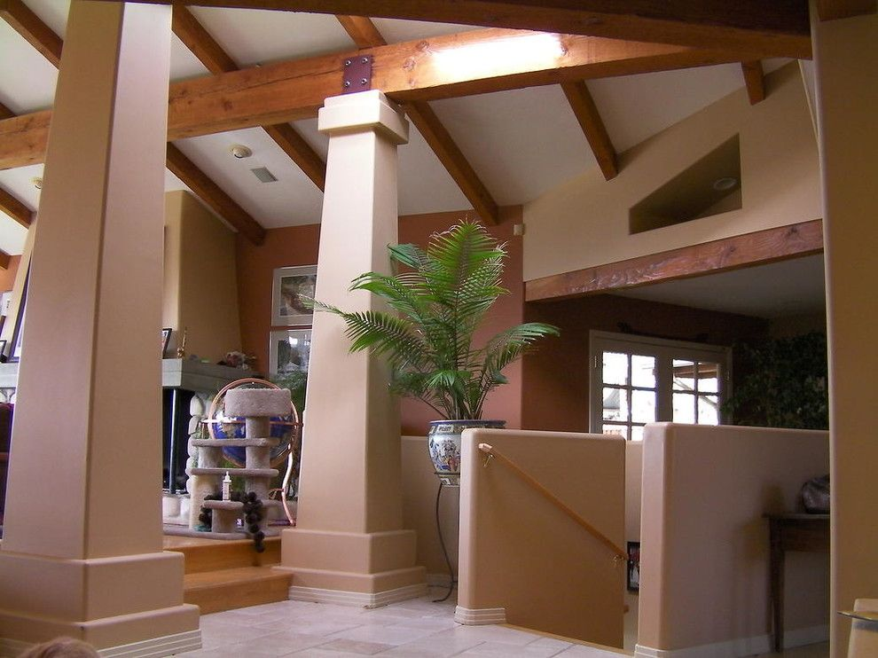 Decra for a  Family Room with a Interior Paint and Our Work by Decra Tech Painting