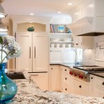 Delicatus Granite for a Traditional Kitchen with a Dishes and Windham, Nh Renovation by New England Design Elements