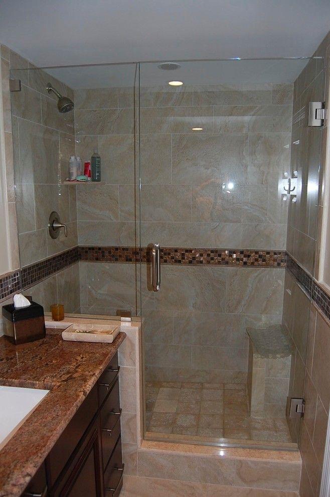 Desert Liquidators for a Transitional Bathroom with a Single Sink Vanity and Bathrooms by Desert Liquidators