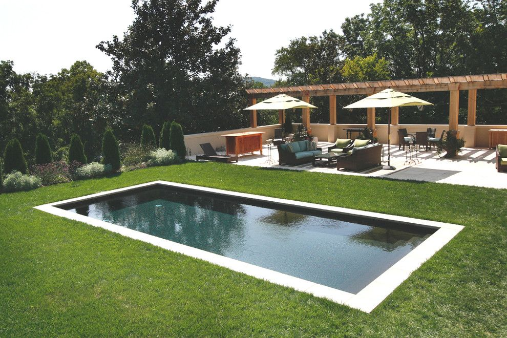 Diamond Brite for a  Spaces with a Onyx Pool and Sgm Swimming Pool Finishes   Diamond Brite Photos by Sgm Inc