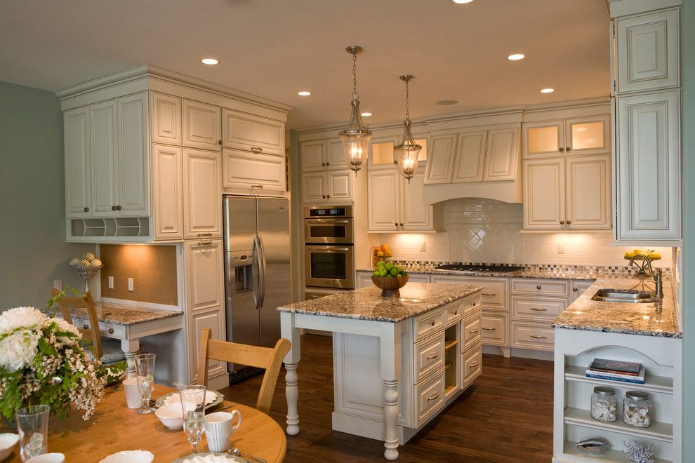 Discover Marble and Granite for a Traditional Kitchen with a Granite Countertops and Kitchen Styles to Inspire by Stratus Marble & Granite
