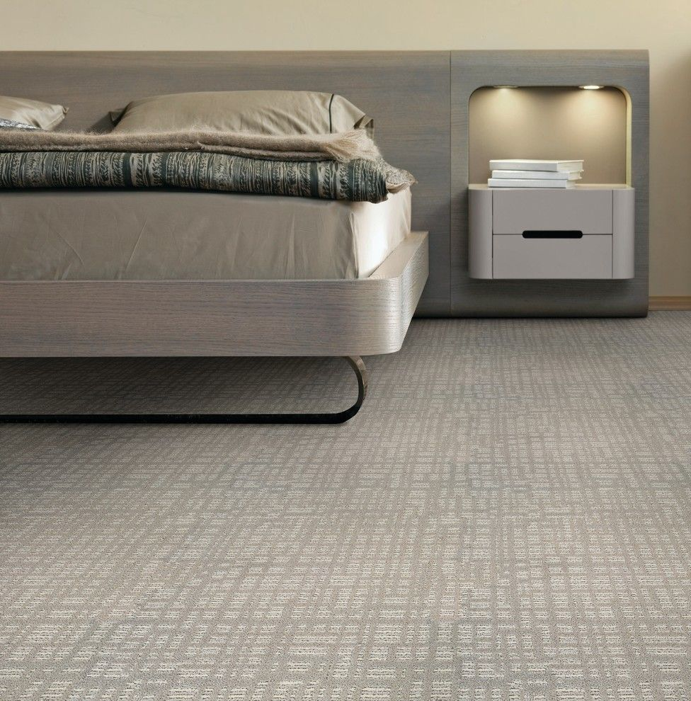 Dixie Carpet for a Modern Bedroom with a Carpet and Bedroom by Dixie Home Carpets