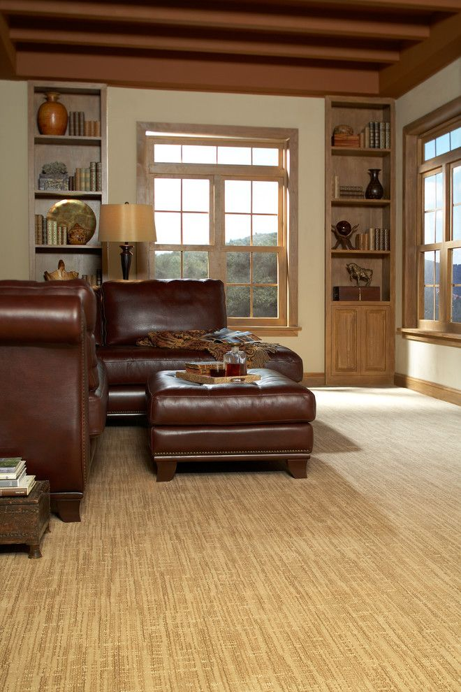 Dixie Carpet for a Traditional Living Room with a Contemporary Living Room and Living Room by the Dixie Group: Carpet & Rugs