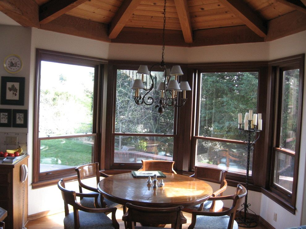 Dolan Lumber for a Farmhouse Dining Room with a English Country and Danville Country Estate by Dolan's Lumber, Doors & Windows