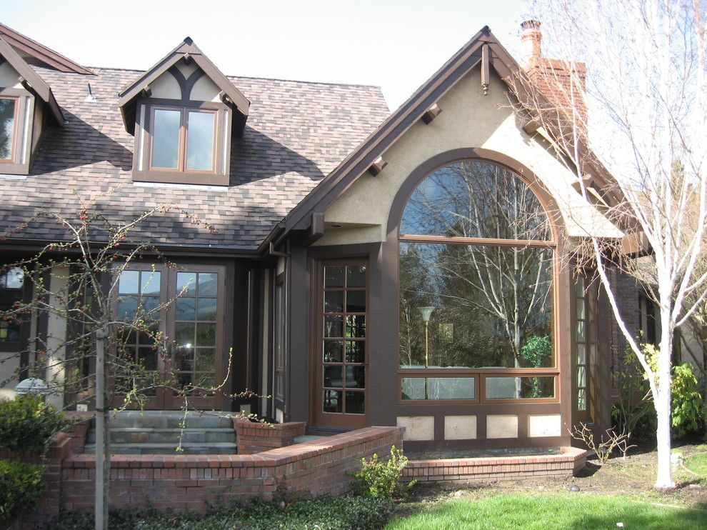 Dolan Lumber for a Farmhouse Exterior with a Windows and Danville Country Estate by Dolan's Lumber, Doors & Windows