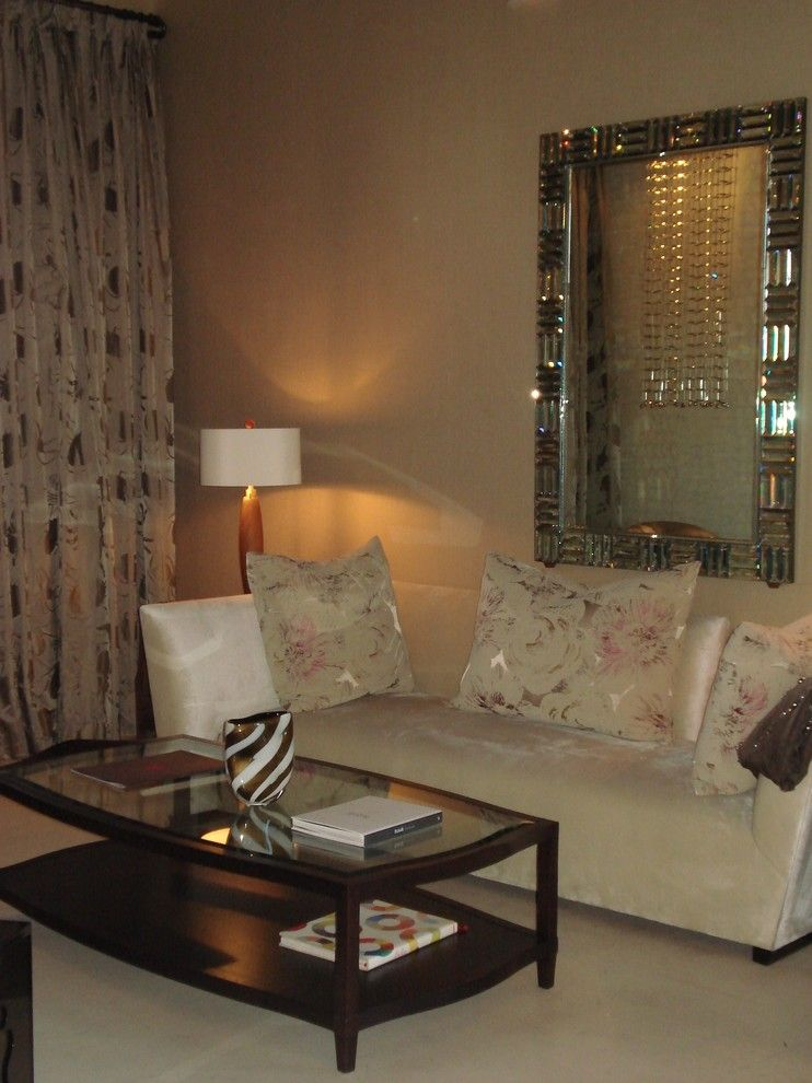 Donghia for a  Spaces with a  and Donghia Las Vegas Showroom by Donghia Las Vegas
