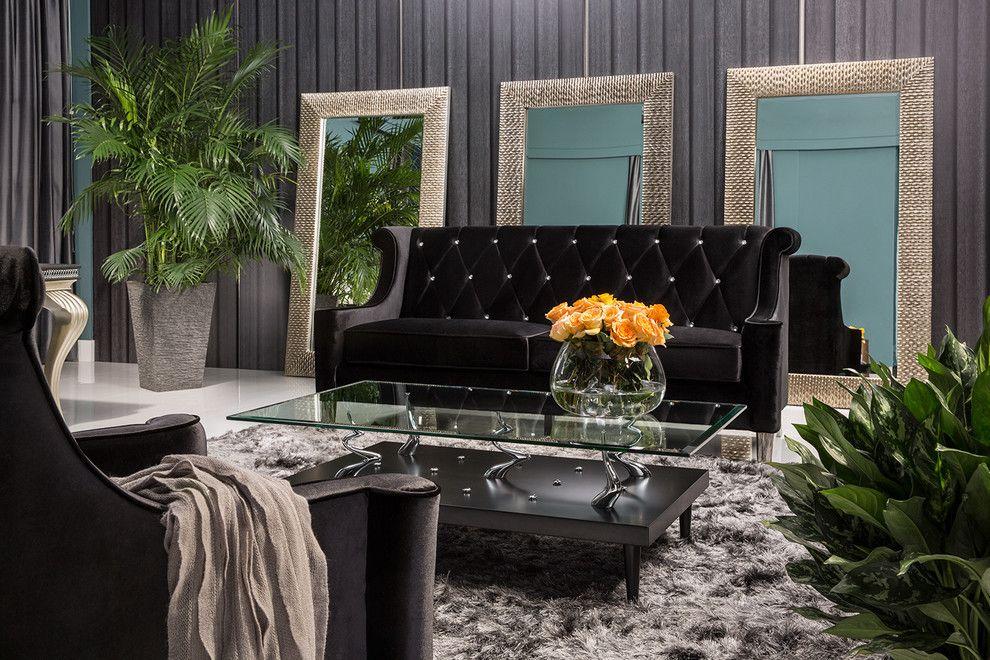 Dorado Furniture for a Transitional Living Room with a Sofas and Bertha Sofa by El Dorado Furniture